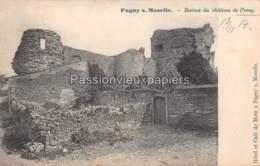 CHATEAU DE PRENY 1914 Feldpost - Other Municipalities