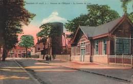 62 Auchel Avenue De L' Hopital La Goutte De Lait - France