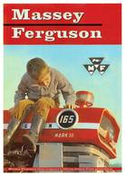 Tracteur Massey Ferguson - Tracteurs