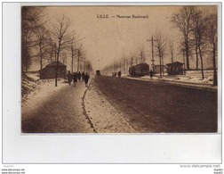LILLE - Nouveau Boulevard - Tramway - Très Bon état - Lille