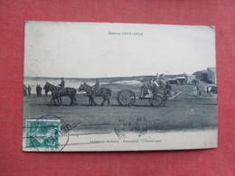 Morocco  1907-1908 Evacuation   Stamp & Cancel          Ref 3383 - Morocco