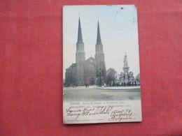 Belgium > Antwerp > Antwerpen    Stamp & Cancel          Ref 3384 - Antwerpen