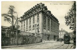 69 : LYON - HOTEL TERMINUS - Lyon