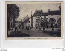 CHAGNY - Boulevard De La Liberté - Edition La Cigogne - Très Bon état - Chagny