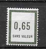 FRANCE FICTIF N°F13** Mnh Sans Charnière - Fictifs