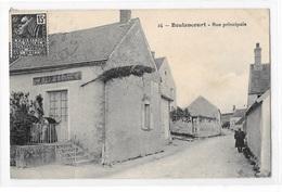 (24109-77) Boulancourt - Rue Principale - Autres Communes