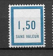 FRANCE FICTIF N°F17** Mnh Sans Charnière - Fictifs