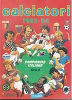 CALCIATORI PANINI 1983-84=RISTAMPA L'Unità=SOLO SERIE A. - Non Classificati