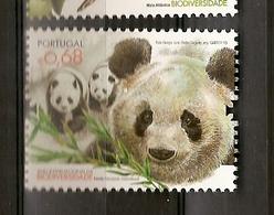 Portugal ** & World Year Of Biodiversity, Panda 2010 (6886) - 1910-... République