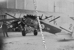 PHOTO / AVIONS / ESCADRILLE LAFAYETTE / N° 122 ET N° 130 - Aviation