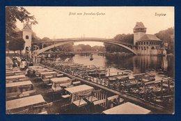 Berlin-Treptow. Blick Vom Paradies-Garten. Restaurant Paradis Au Bord De La Spree. Feldpost Berlin Mai 1917 - Treptow