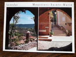L21/302 Moustiers Sainte Marie. Les Porches - Sonstige Gemeinden