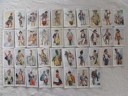"""Pâtes Bozon Verduraz. Une Image Au Choix De La Série A  De L'album D'images Chromo """"costumes Militaires"""". Vers 1930. - Trade Cards"""