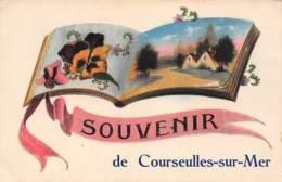 14 - Souvenir De COURSEULLES-sur-MER - Courseulles-sur-Mer