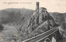 42 - SAINT-JUST-SUR-LOIRE - La Tour De Grangent - Saint Just Saint Rambert