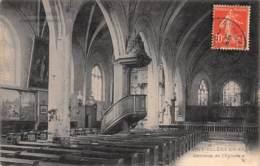 76 - SAINT-VALERY-en-CAUX - Intérieur De L'Eglise - Saint Valery En Caux