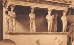 BRUXELLES - Musées Royaux Du Cinquantenaire - Moulages - Sculpture Grecque, Tribune Des Caryatides - Musea