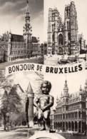 Bonjour De BRUXELLES - Panoramische Zichten, Meerdere Zichten