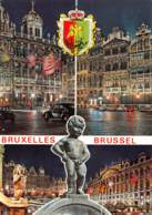 CPM - BRUXELLES - BRUSSEL - Multi-vues, Vues Panoramiques