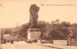 Le Lion Du Barrage De La GILEPPE - Gileppe (Barrage)