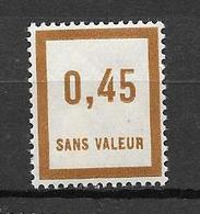 FRANCE FICTIF N°F33* - Fictifs