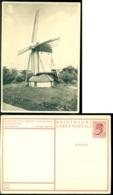 Nederland 1946 Briefkaart G 285 C Scherpenzeel Gesloten Standaardmolen Molenserie Nummer 3 Ongebruikt - Postal Stationery