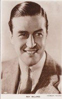 RAY MILLAND - Actors