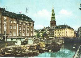 COPENHAGEN -GAMMEL  STRAND - 1963 - Danimarca