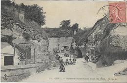 60 A LOT 2 De 8 Belles Cartes De L'Oise , état Extra - 5 - 99 Postcards