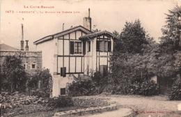 HENDAYE La Maison De Pierre Loti 20(scan Recto-verso) MA1435 - Hendaye