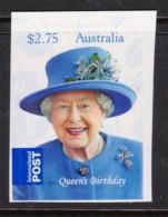 Australia 2015 Queen's Birthday $2.75 Self-adhesive MNH - 2010-... Elizabeth II