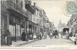 60 A LOT 4 De 8 Belles Cartes De L'Oise , état Extra - 5 - 99 Postcards