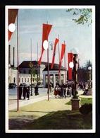 16492-GERMAN EMPIRE-MILITARY PROPAGANDA POSTCARD Square ADOLF HITLER (franzensbad).WWII.DEUTSCHES REICH.Postkarte. - Germany