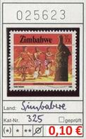 Zimbabwe - Simbabwe  - Michel 325  - Oo Oblit. Used Gebruikt - Zimbabwe (1980-...)