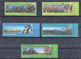 Argentine - 2003 - Lettre - Oiseaux D'Argentine - Faune - Parcs Nationaux - Ungebraucht