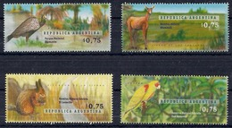 Argentine - 1996 - Lettre - Oiseaux D'Argentine - Faune - Parcs Nationaux - Argentina