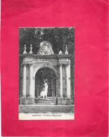 BERGUES - 59 - Porte De L'Esplanade - PUB Bijoutier Henry DENYS Au Dos - 043/ARD - - Bergues