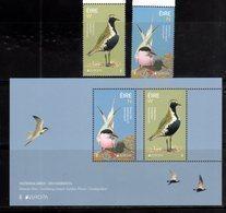 IRELAND, 2019, MNH, EUROPA, BIRDS, 2v+S/SHEET - 2019