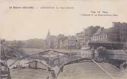 Andenne Le Pont Détruit - Andenne