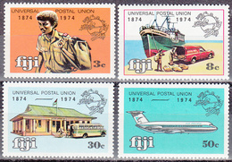 FIJI    SCOTT NO. 347-50      MNH          YEAR  1974 - Fiji (1970-...)