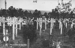 32 Friedhof Carte Photo CHARLEROI - Charleroi