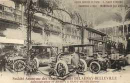 Société Anonyme Des Etablissements DELAUNAY BELLEVILLE à SAINT DENIS Agence Centrale De Paris 8 Place Vendome RV - Saint Denis