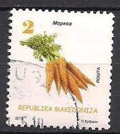 Mazedonien  (2015)  Mi.Nr.    Gest. / Used  (7ba29) - Mazedonien