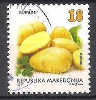 Mazedonien  (2017)  Mi.Nr.    Gest. / Used  (7ba32) - Mazedonien