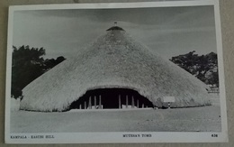 KAMPALA KASUBI HILL MATESA'S TOMB   (419) - Uganda
