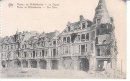 Middelkerke (1914-1918) - La Digue - Middelkerke