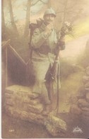 CP -  UN SOLDAT - War 1914-18