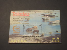 TOKELAU - BF 1995 PIG - NUOVO(++) - Tokelau