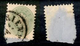 ANTICHI STATI - LOMBARDO VENETO - 1863 - 3 Kreuzer (28) Usato A Trento - Postzegels
