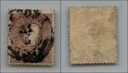 ANTICHI STATI - LOMBARDO VENETO - 10 Soldi (31) Usato A Verona (32) - Postzegels